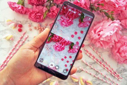LG G6 fotocamera review