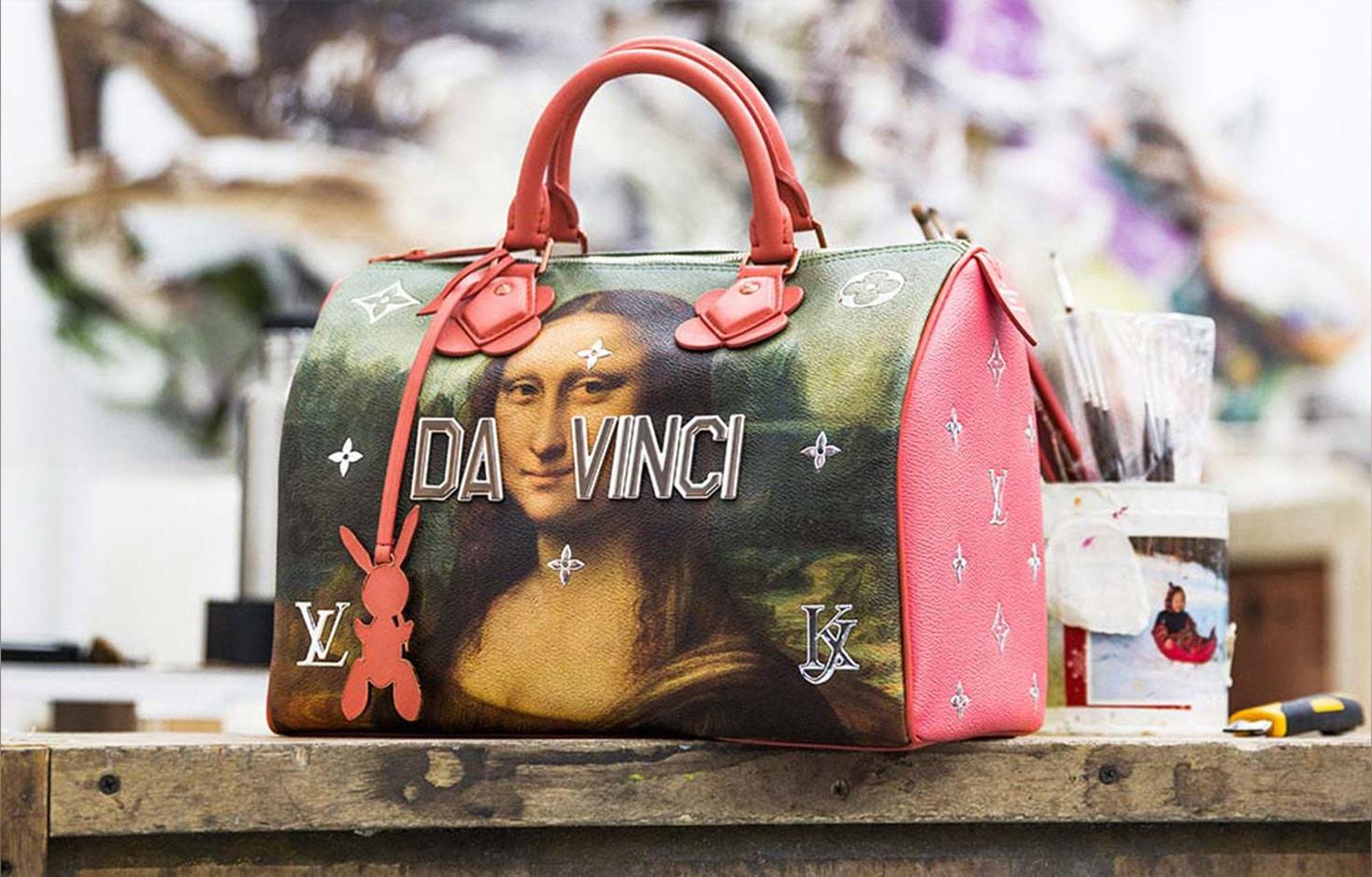 Louis Vuitton x Jeff Koons: moda e arte si incontrano nella collezione Masters