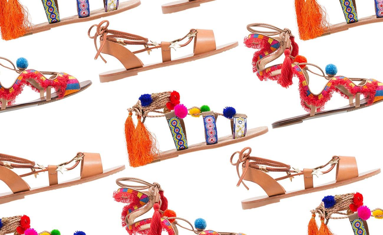 Sandali alla schiava, 26 modelli da comprare subito