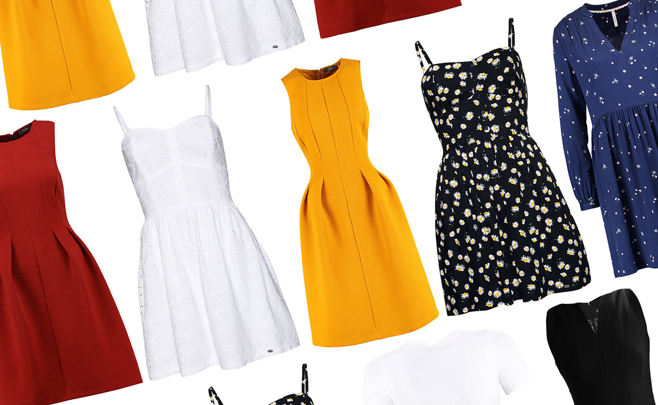 30 vestiti corti estivi per l'estate 2017