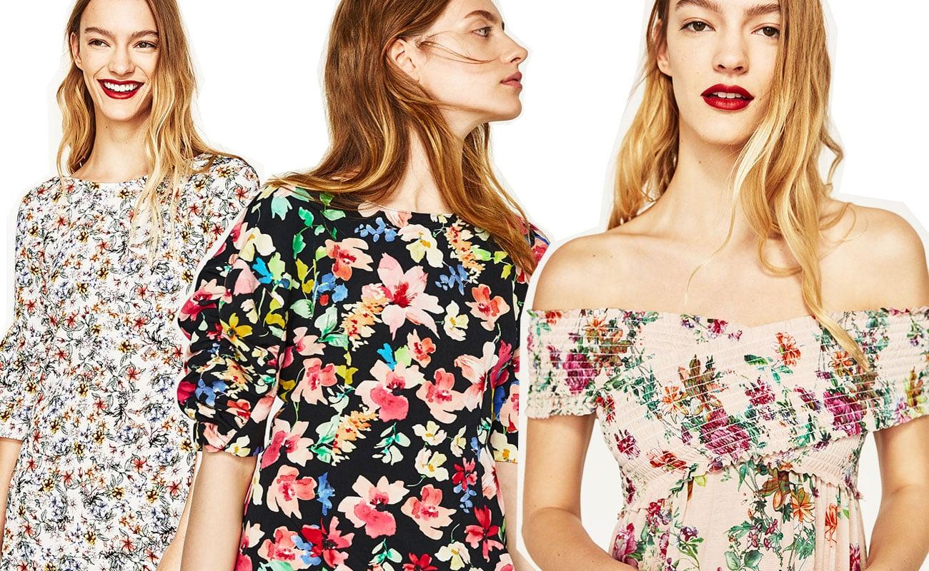 Vestiti lunghi a fiori: 30 modelli da comprare subito!