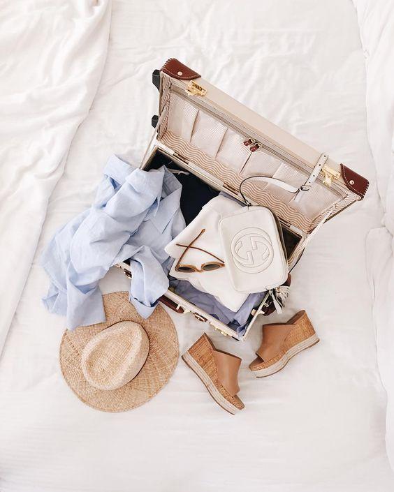 Vacanze al mare: cosa mettere in valigia? I 10 pezzi da non dimenticare