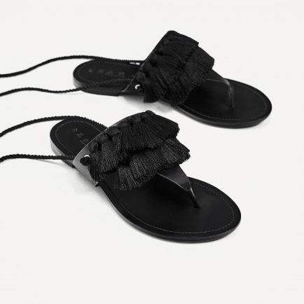 sandali alla schiava zara