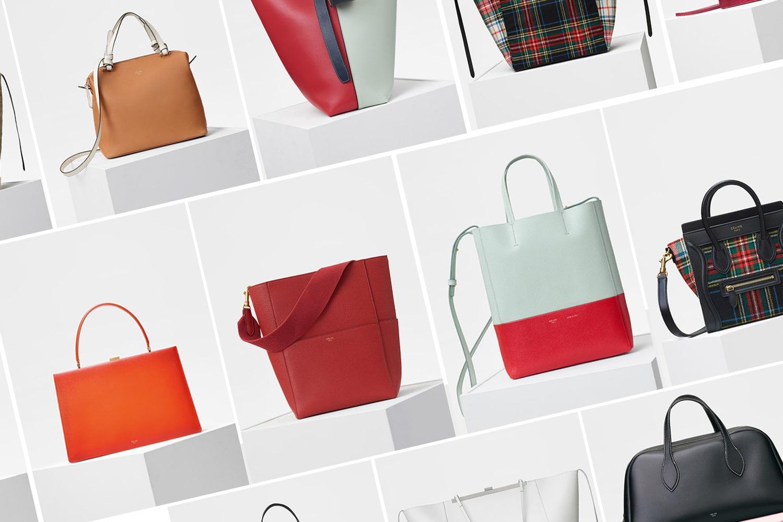 Céline, tutte le borse per l'autunno 2017 (foto e prezzi)