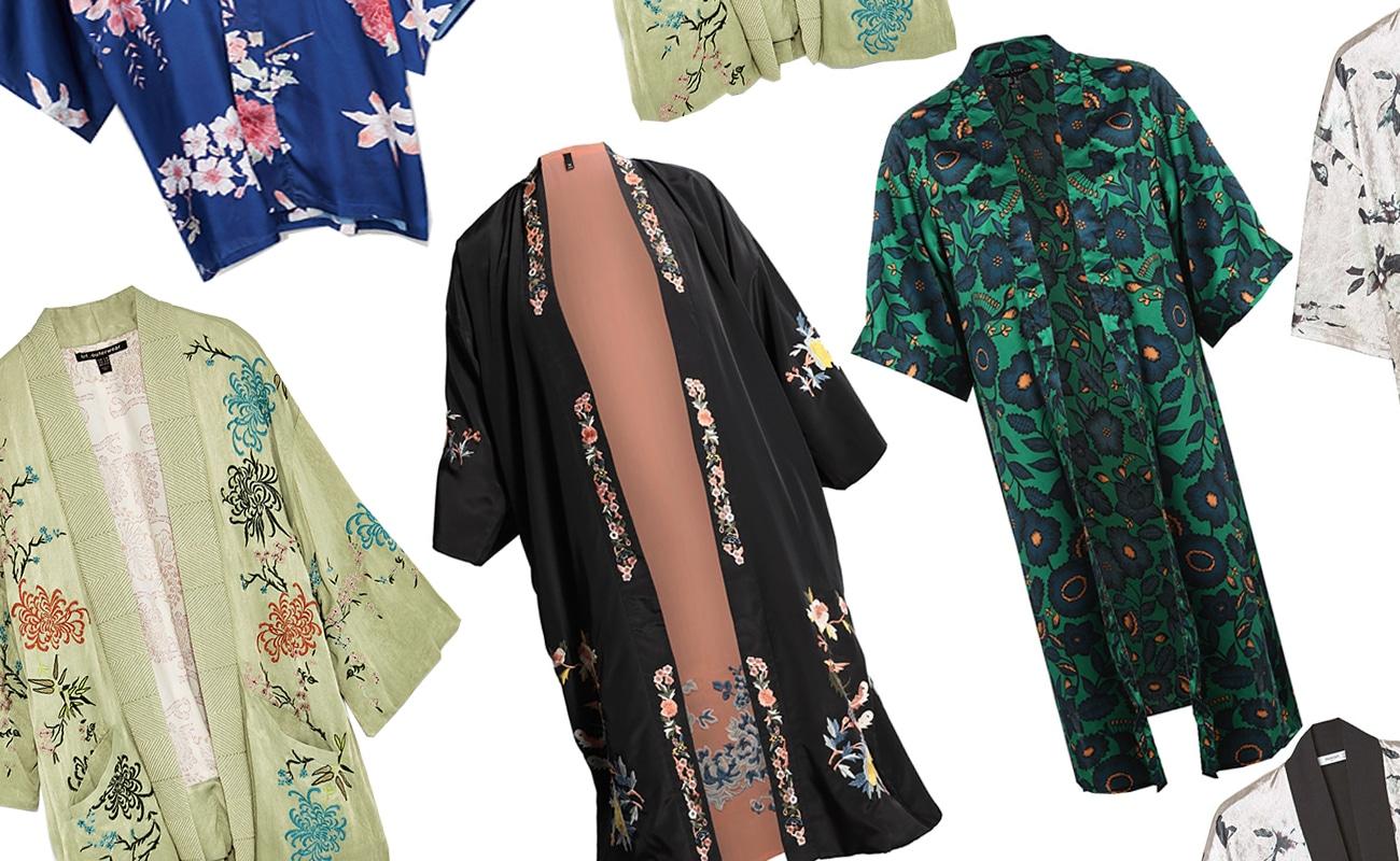 Kimono mania: come indossare e abbinare il kimono