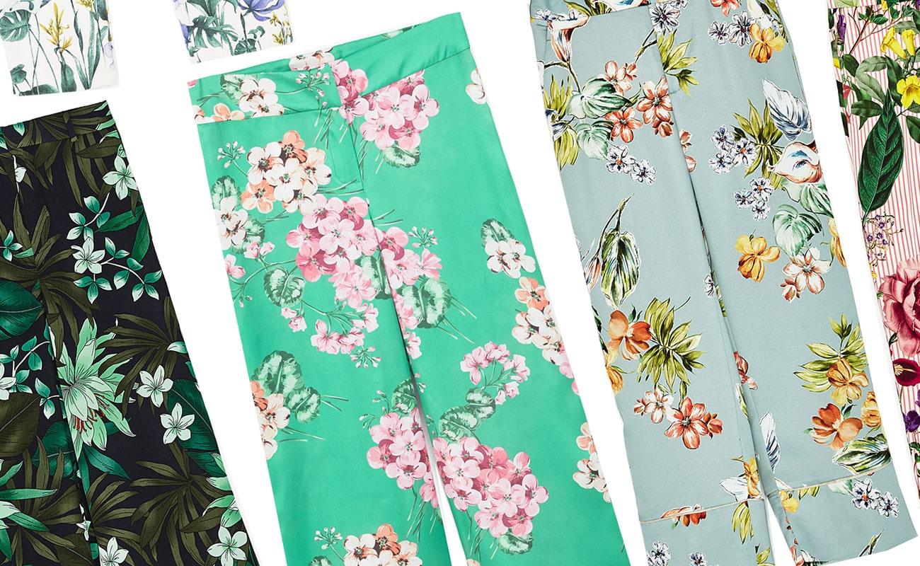 Pantaloni a fantasia: quali comprare e come abbinarli in vista dell'estate