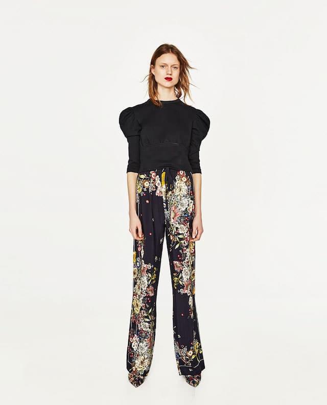 Pantaloni a fantasia per l'estate