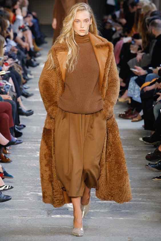 tendenze moda inverno 2017/2018 pelliccia 1