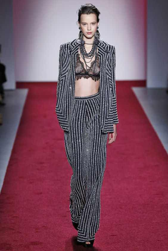 tendenze moda inverno 2017/2018 tailleur 1