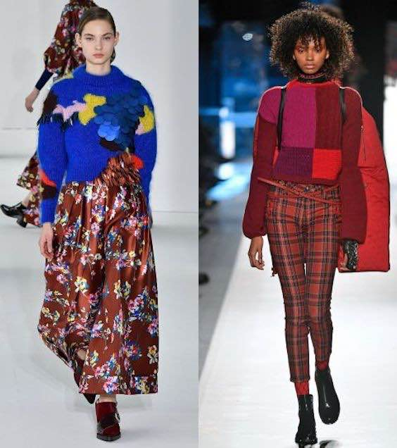 tendenze moda inverno 2017/2018 maglioni 2