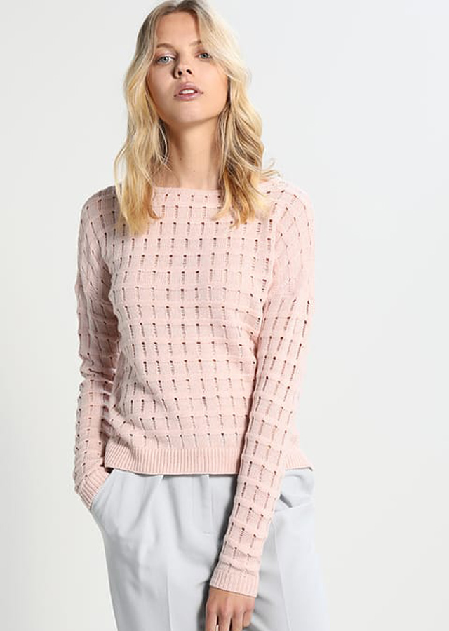 Amato Rosa autunno abbinamenti e outfit | Impulse VH03