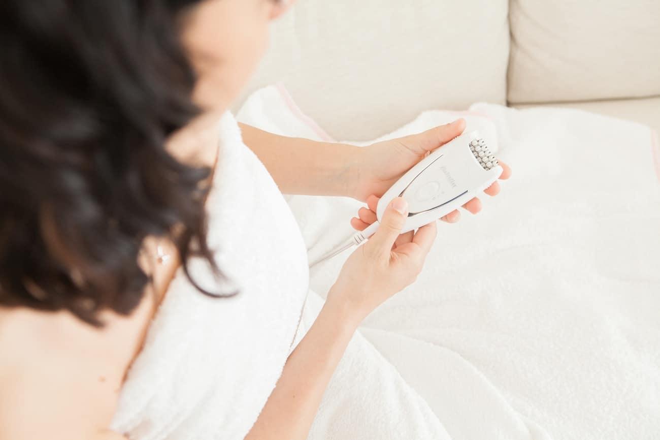 Epilazione in casa con epilatore elettico: BaByliss lancia il nuovo Perfect Liss (e qui ti racconto che cos'ha di speciale)