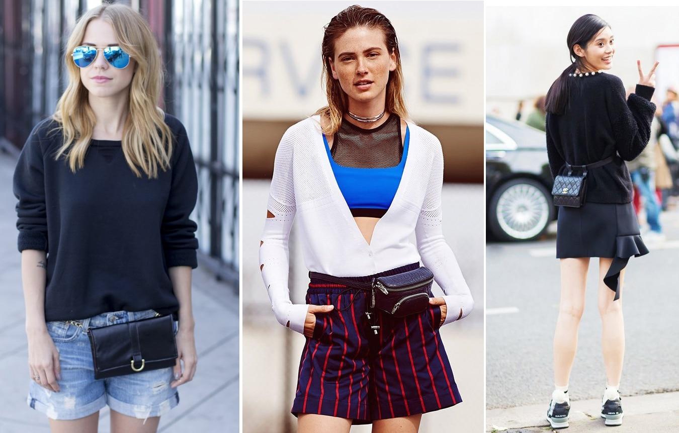 Belt bag, non chiamatelo marsupio! Come indossarlo e abbinarlo e i modelli più cool