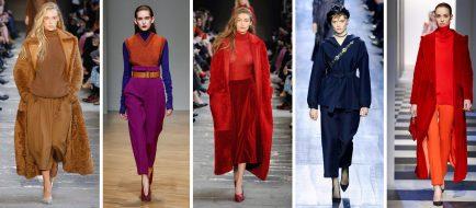 tendenze moda inverno 2018