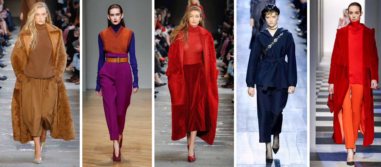 Tendenze moda inverno 2017/2018: ecco la top 7 dei trend da imitare
