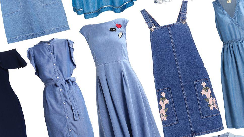 vestiti jeans estate