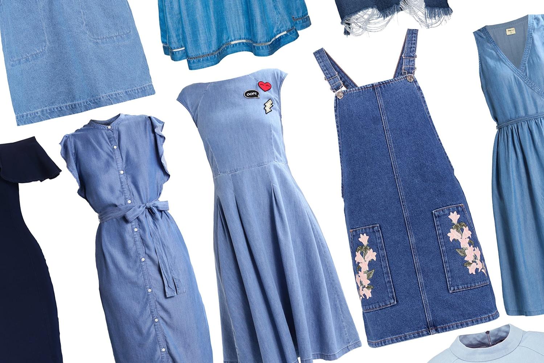 Vestiti in jeans: come indossarli da mattina a sera