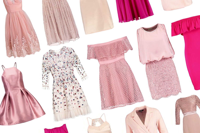 vestiti rosa estate 2017