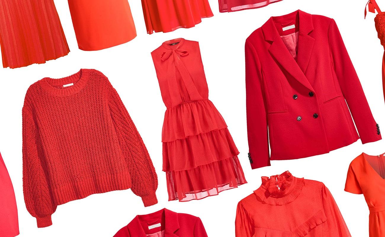 Passione Rosso: 2 consigli per indossare il colore dell'autunno