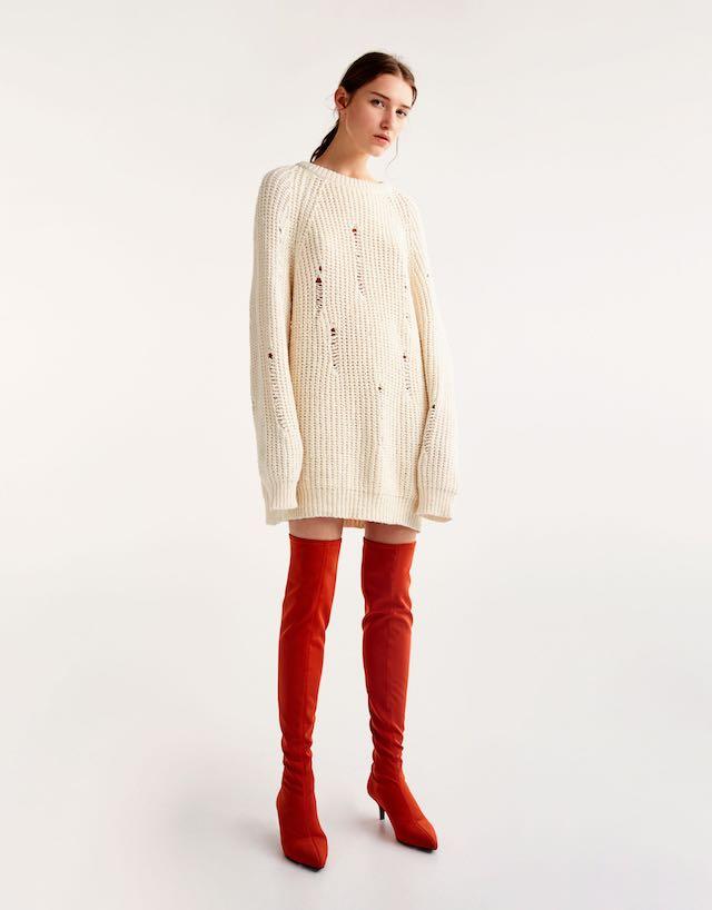 Stivali e stivaletti rossi