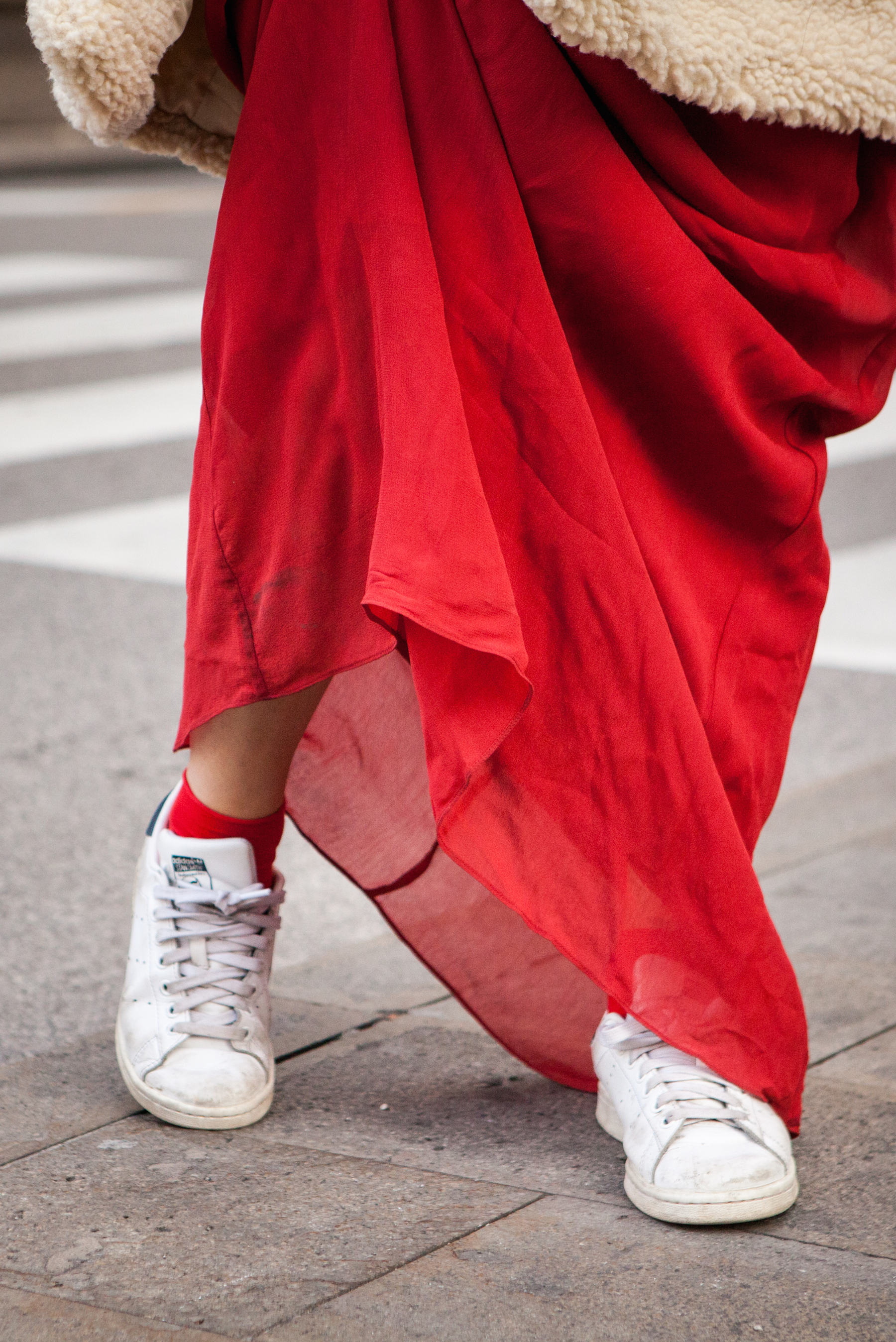 5 modi di indossare un maxi dress in inverno
