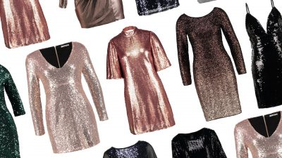 Vestiti in paillettes: preparati a brillare a Capodanno!