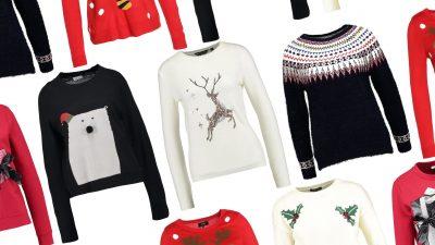 Maglioni natalizi: dove acquistarli online