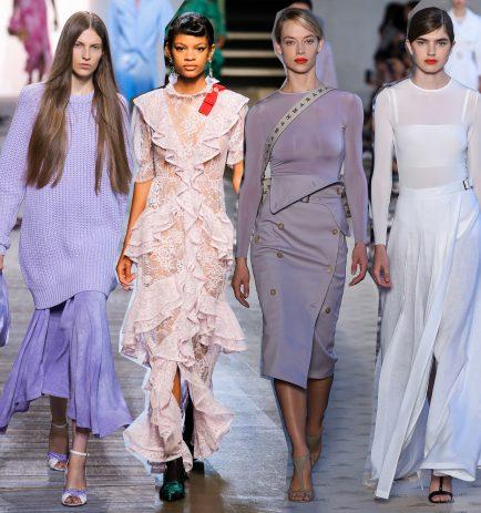 tendenze moda primavera 2018