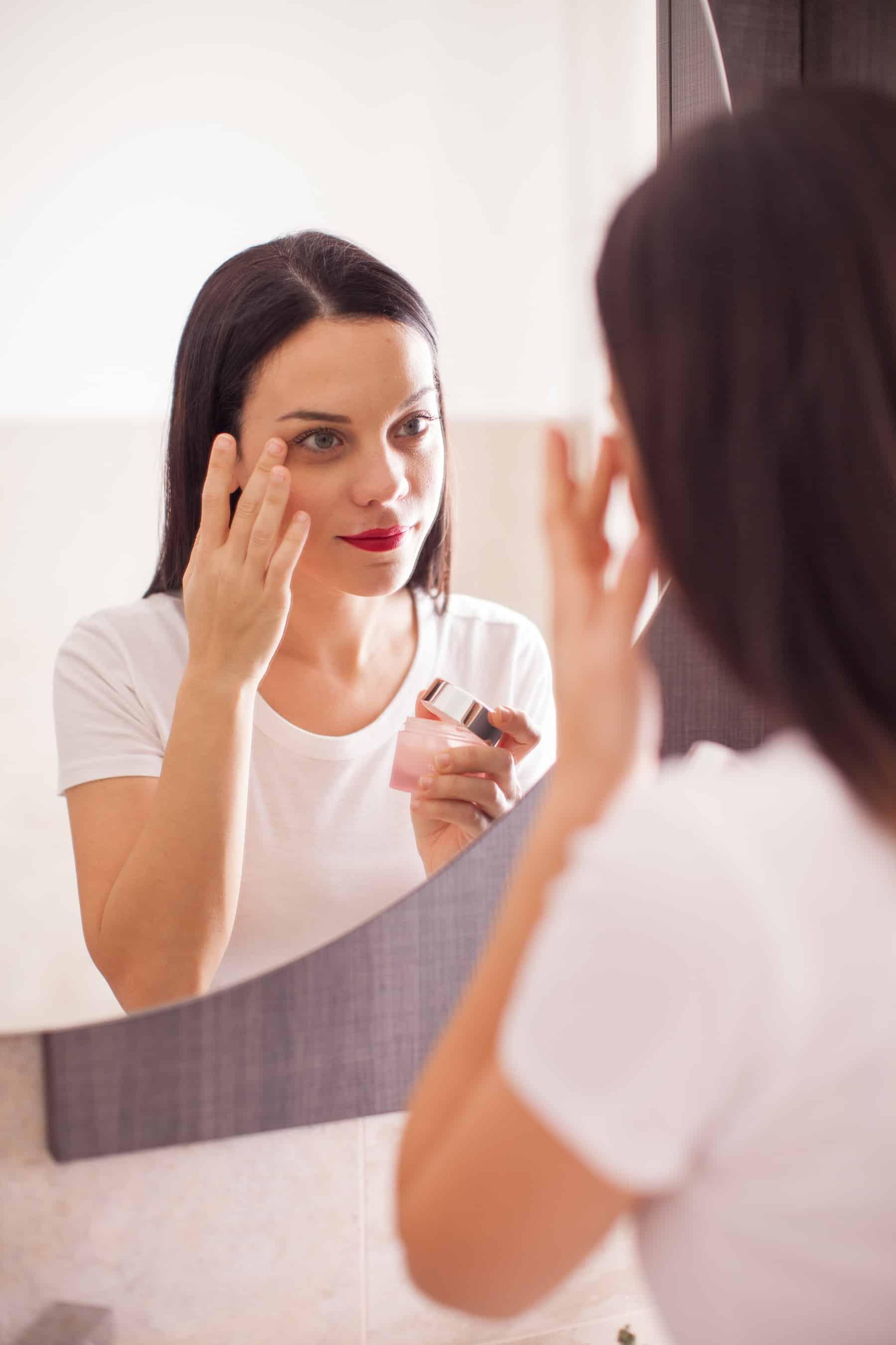 elena schiavon beauty blogger beauty routine