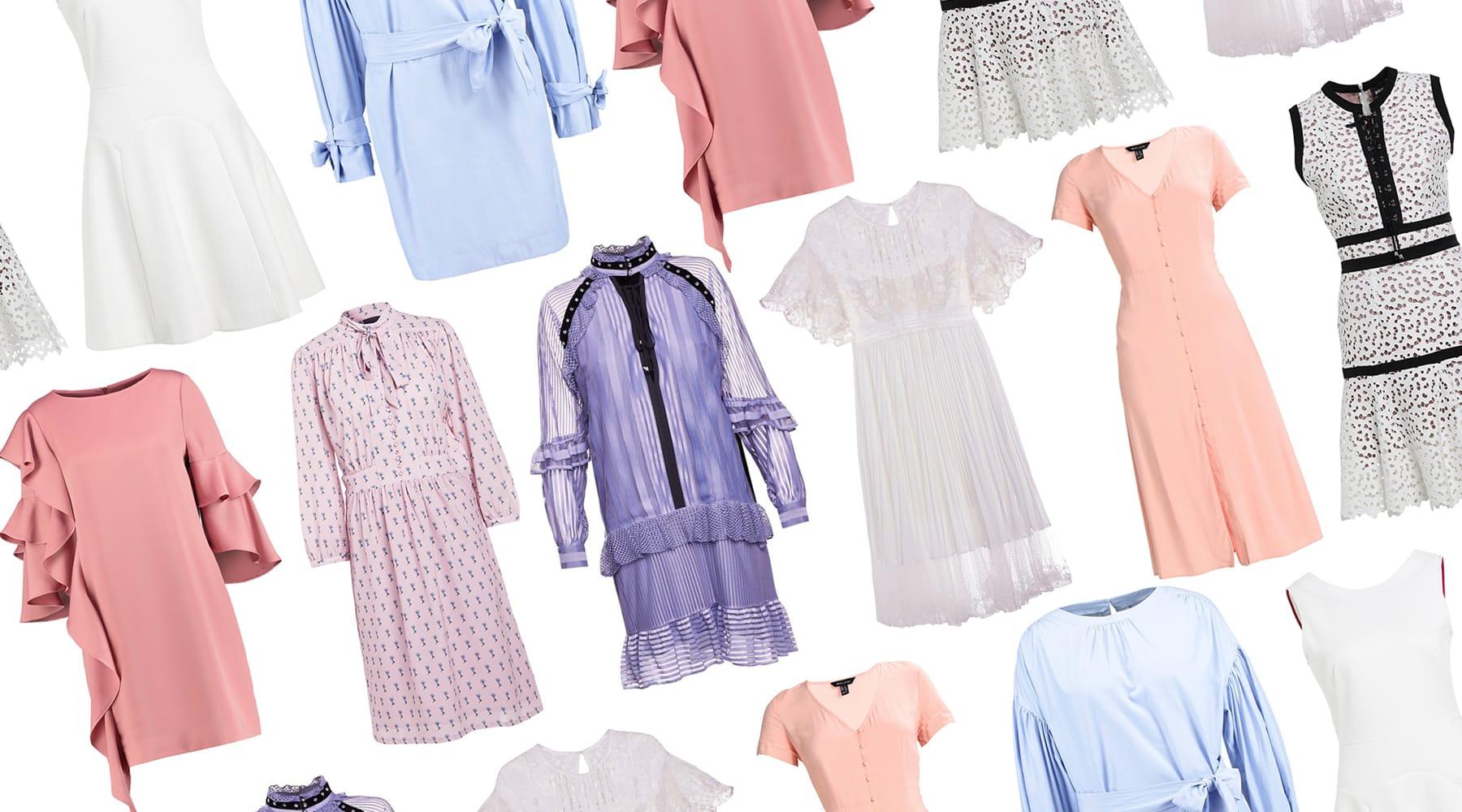 Vestiti: i modelli di tendenza che indosseremo in primavera