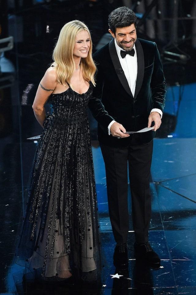 Sanremo 2018: i look della prima serata