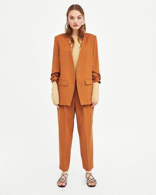 I tailleur Zara must-have della primavera 2018
