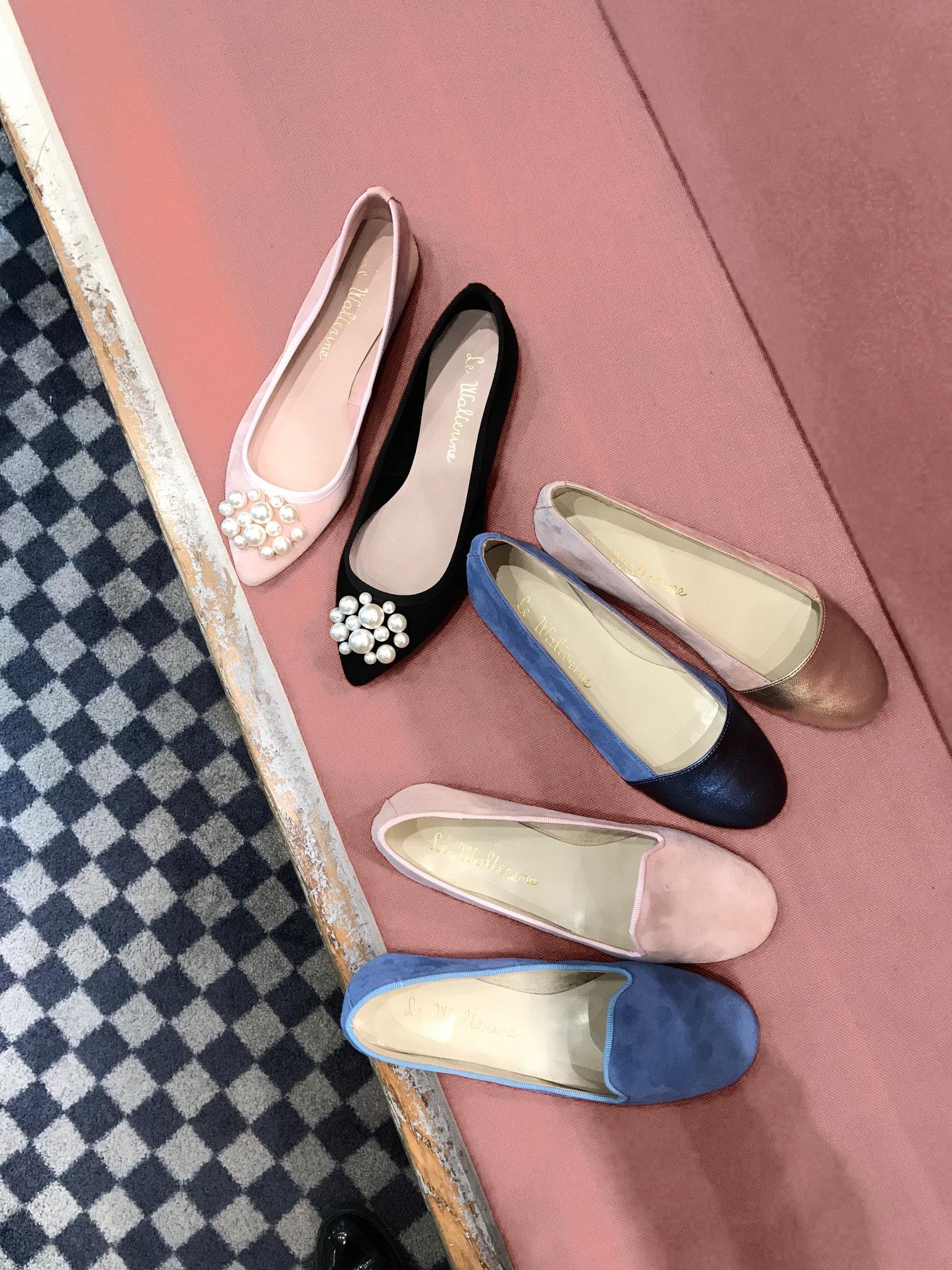 scarpe pastello walter