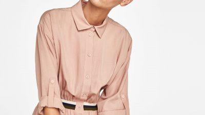 Chemisier: gli abiti a camicia sono il capo più versatile della stagione