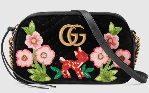Come distinguere un accessorio Gucci originale da un Gucci falso?