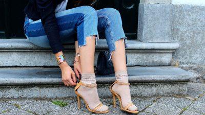 Calzini+sandali: idee e consigli per gli abbinamenti