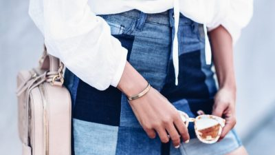 Gonne di jeans: i modelli più trendy per l'estate 2018