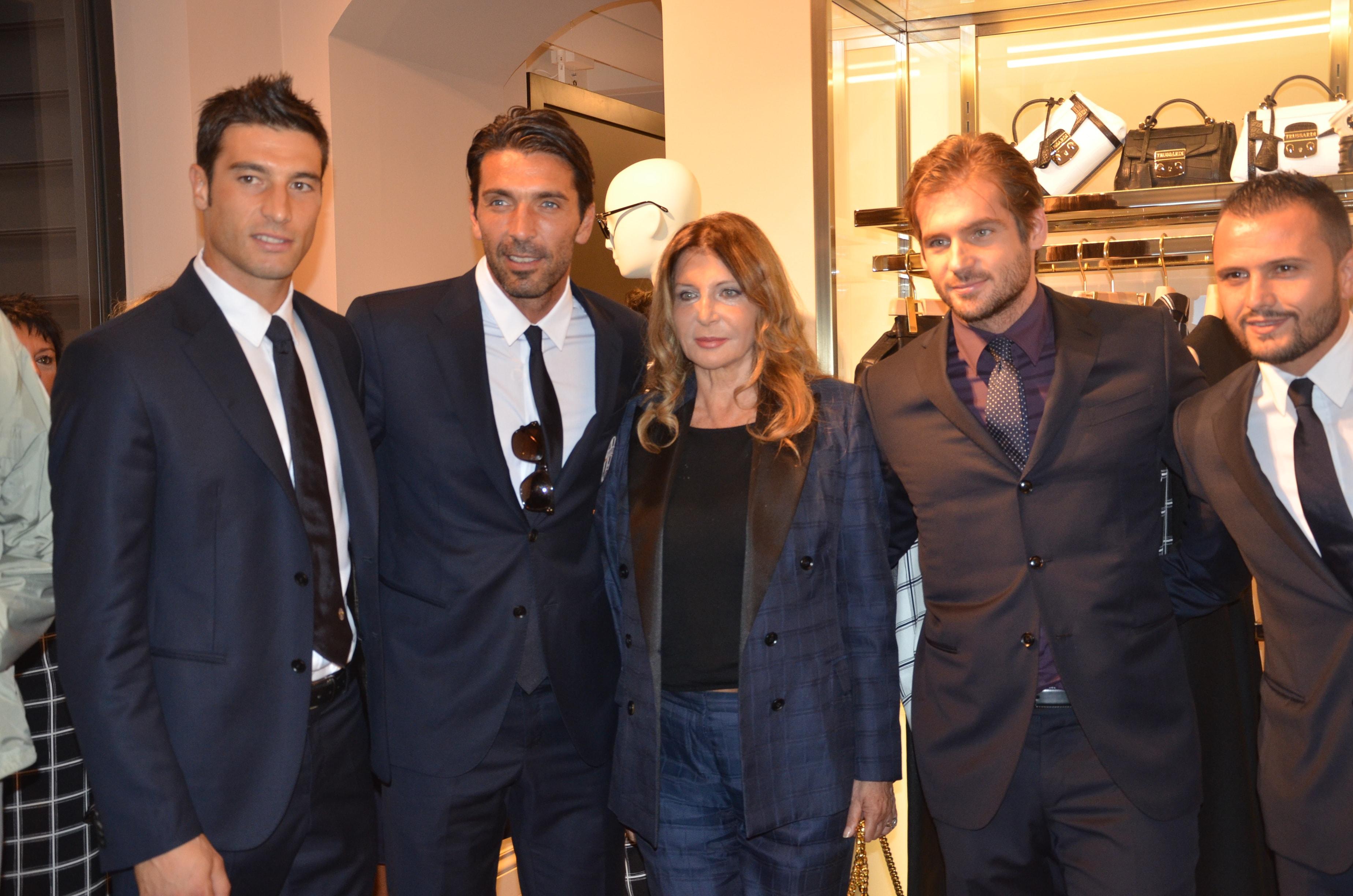 Trussardi Torino opening by Elena Schiavon
