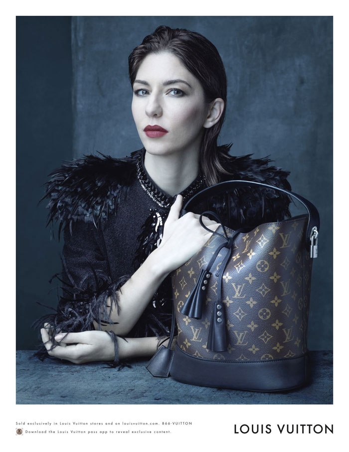 Louis Vuitton SS 2014 adv campaign