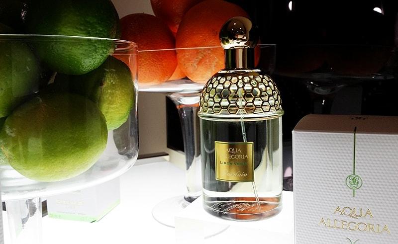 Guerlain AQUA allegoria limon verde 2014