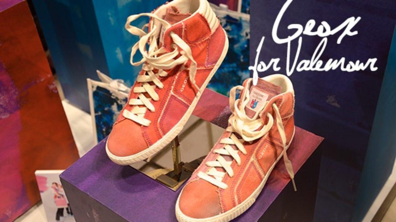 Geox for Valemour, la collezione limited edition in vendita