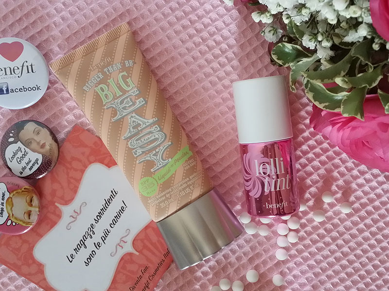 big Easy benefit bb cream elena schiavon