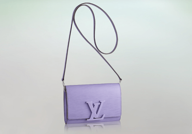 liliac louis vuitton louise