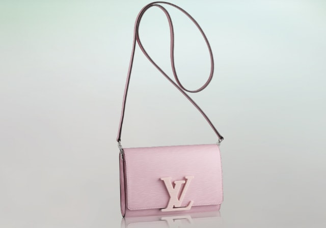 pink louis vuitton louise