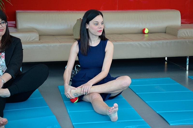 scholl velvet soft selfeet feet pilates elena schiavon