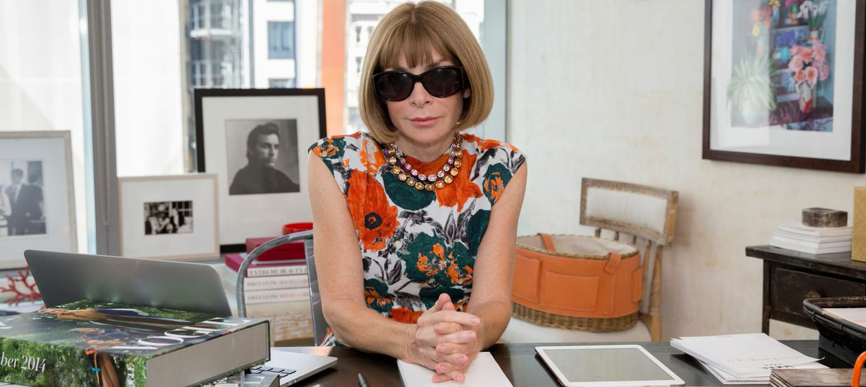 anna wintour intervista vogue