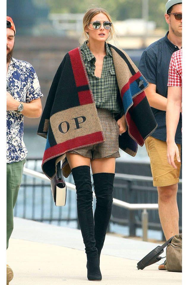 Blanket coat, la moda del cappotto coperta