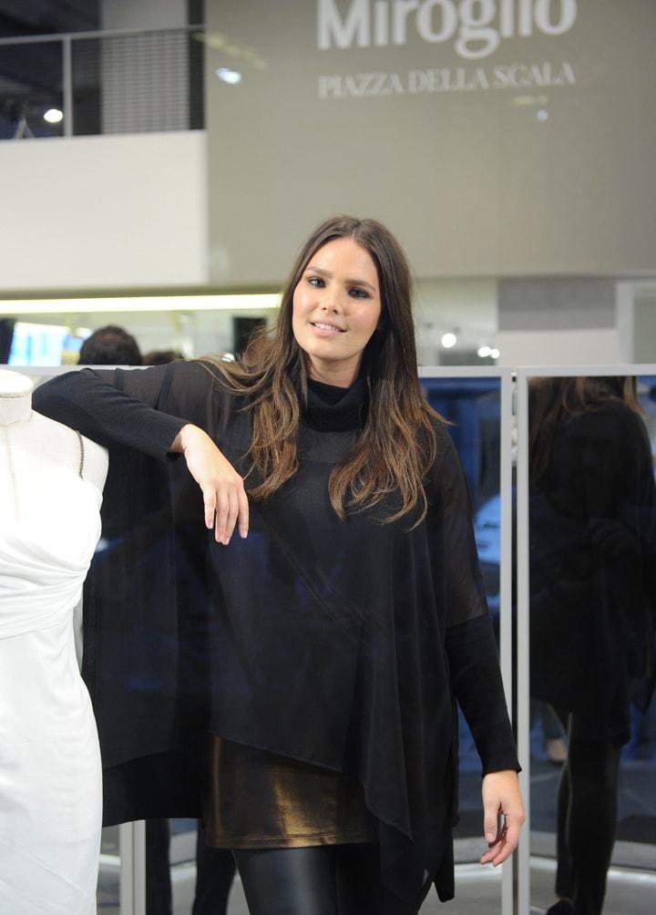 Candice Huffine, la curvy del calendario Pirelli, nuova testimonial