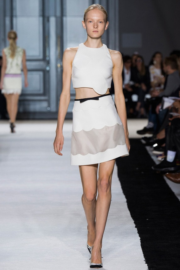 giambattista valli parigi primavera estate 2015