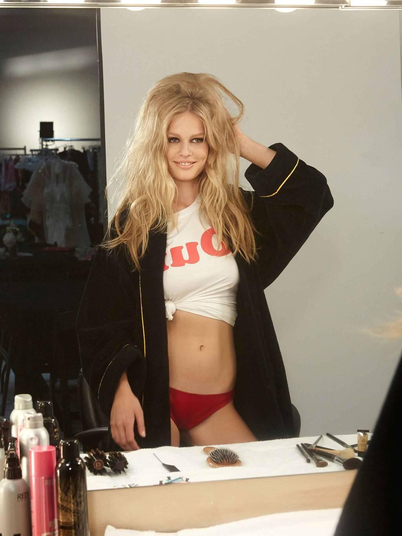 Calendario Pirelli 2015, le foto di Candice Huffine e della super model